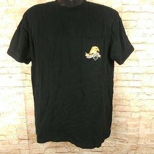 Harley Davidson Black Honolulu tee-shirt size XL